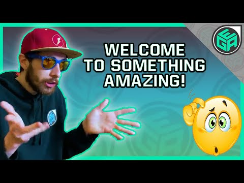 Welcome to Something Amazing! - Every Games Amazing Channel Trailer