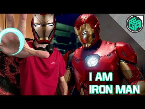 I am Iron Man in Marvel's Avengers (Gameplay and Impressions)