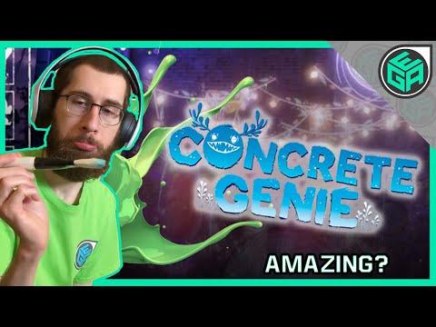 Is Concrete Genie Amazing? (Review)