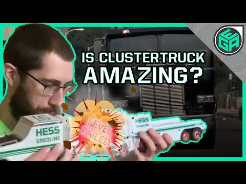 Is ClusterTruck Amazing? (Gameplay and Review)