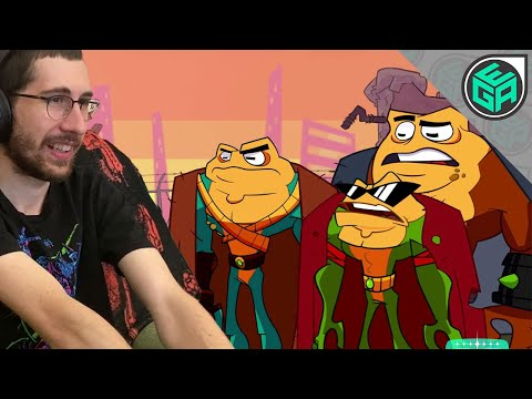 THE BATTLETOADS ARE BACK IN TOWN | Battletoads 2020 (Gameplay and Impressions)