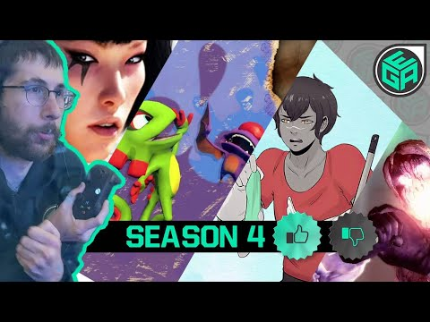 Every Games Amazing - Season 4 (Mirror's Edge   Yooka Laylee   Haven   Dead Space 2)