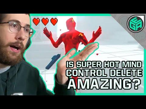 Is SUPERHOT: MIND CONTROL DELETE Amazing?