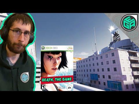 DEATH, THE GAME | Mirror's Edge Gameplay [Xbox Series X]
