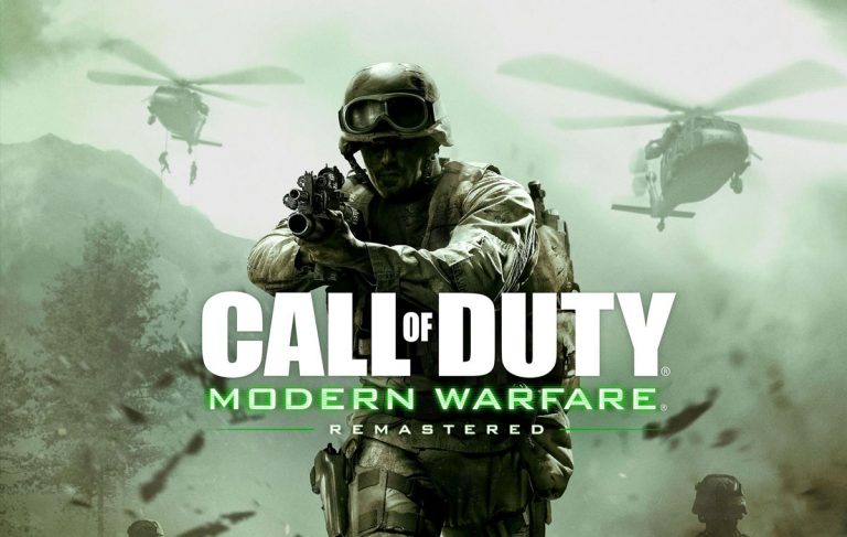 Call of Duty Modern Warfare Remastered - Veteran Difficulty is a Nightmare