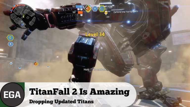(1) Titanfall 2 Is Amazing   Dropping Updated Titans