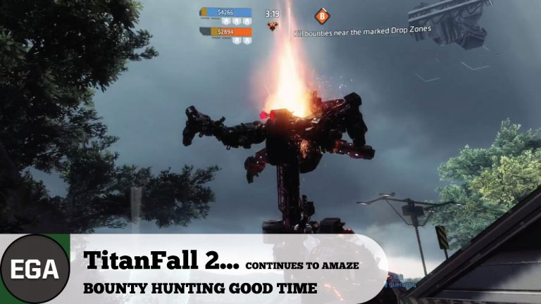 (2) Titanfall 2 is a Bounty Hunting Good Time