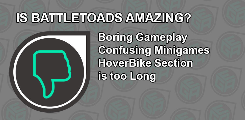 Is Battletoads Amazing