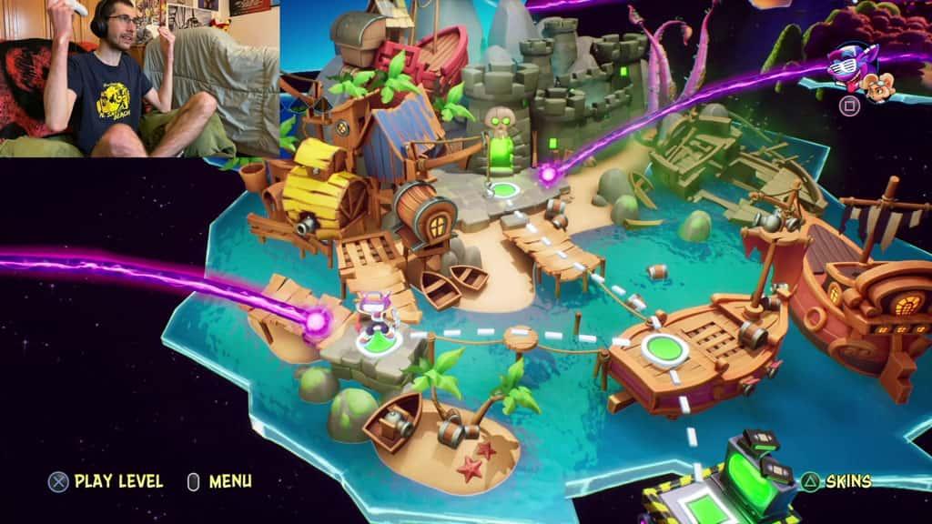 Hunter Armada Giving Final Gameplay Thoughts on Crash 4