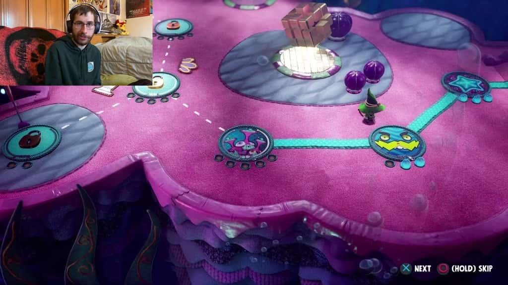 Hunter Armada Giving Final Gameplay Thoughts on Sackboy