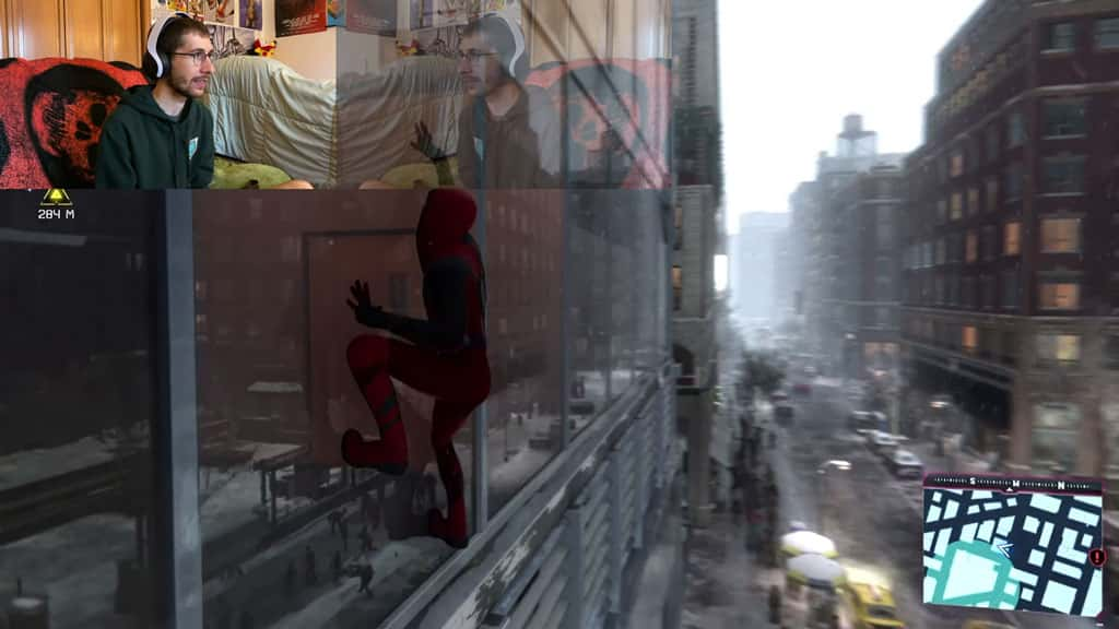 Miles Ray Tracing Window Reflection
