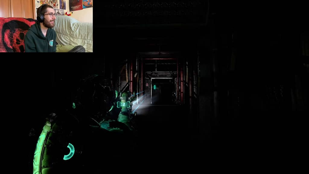 Dead Space 2 Atmosphere in Darkness