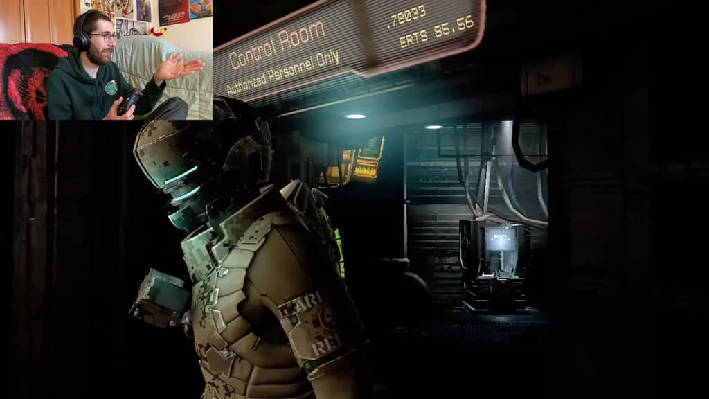 Dead Space 2 Reflections and Lighting