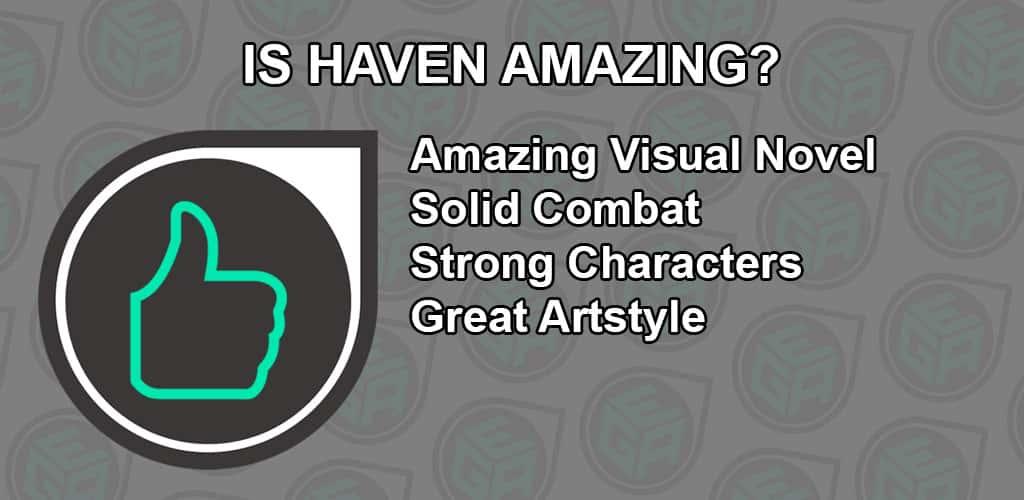 Is Haven Amazing