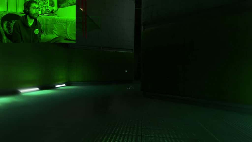 Mirror's Edge Green MattCam