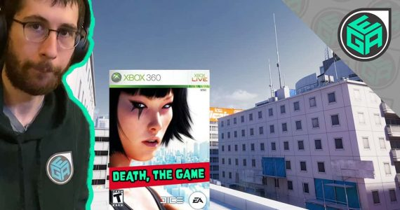 Mirror's Edge is a Parkour Masterpiece on the Xbox Series X