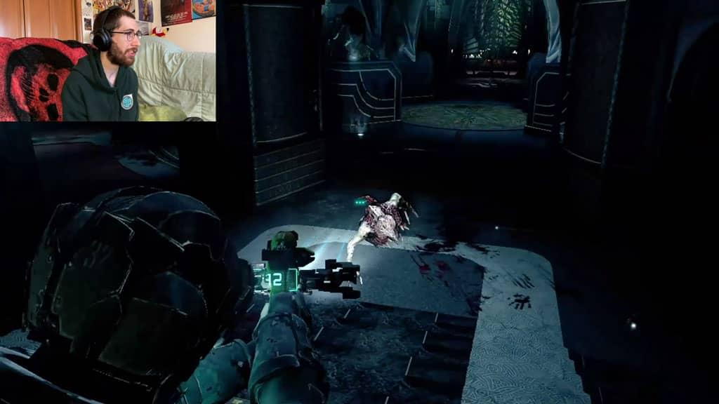 Stalker Crawling Towards Isaac