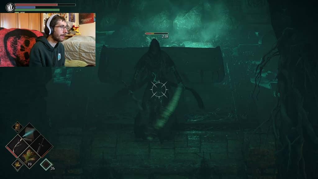 The Ritual Path Reaper