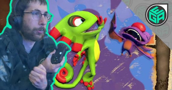 Yooka Laylee and the Impossible Lair is Platforming Greatness