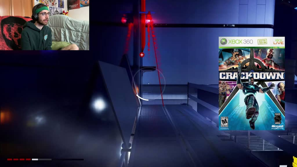 Comparing Mirror's Edge Catalyst to Crackdown