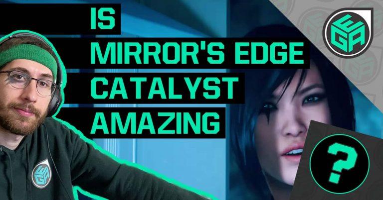 Is Mirror's Edge Catalyst Amazing?