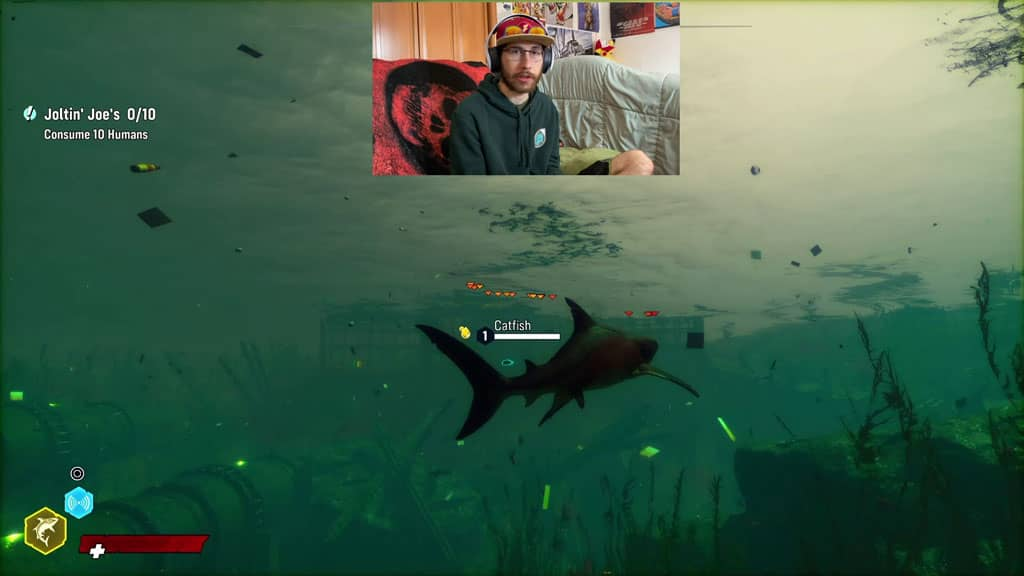 Shark and Hunter Armada Dodging