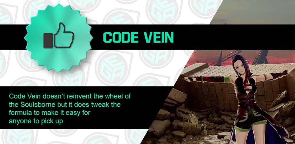 Code Vein is Amazing