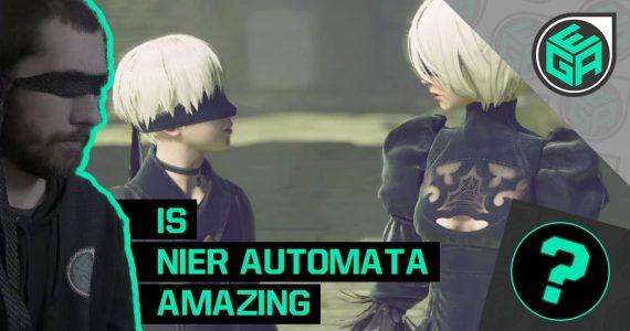 Is Nier Automata Amazing