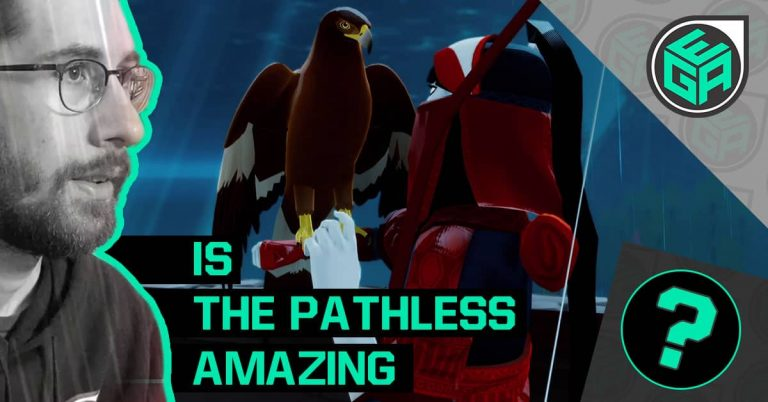 Is the Pathless Amazing?