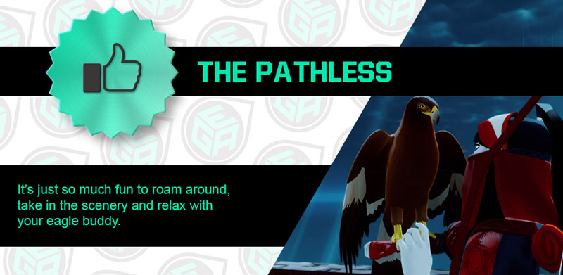 The Pathless is Amazing