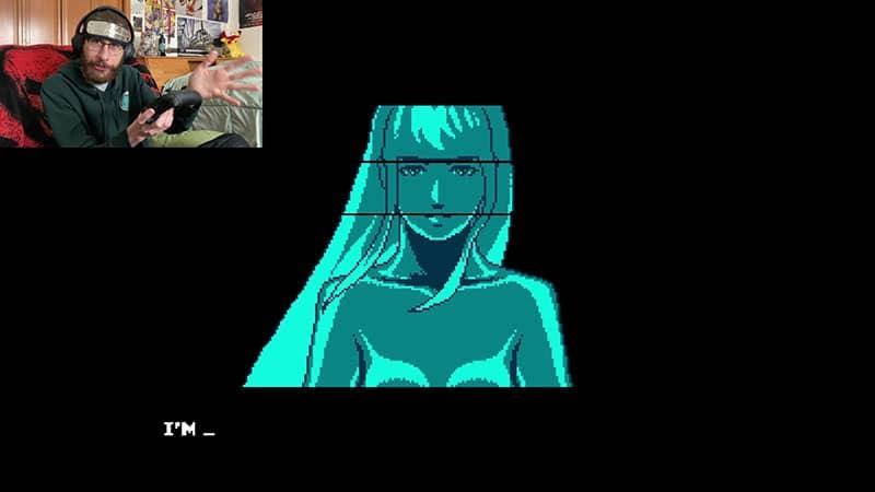 Cyber Shadow Cutscene