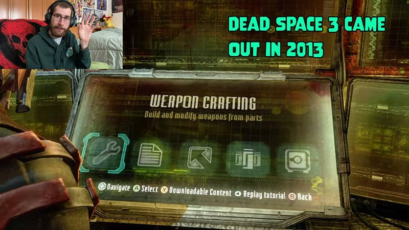 Dead Space 3 Came Out in 2013