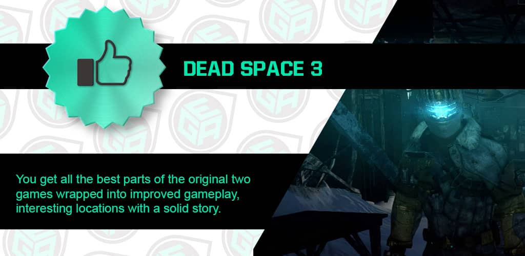 Dead Space 3 is Amazing!