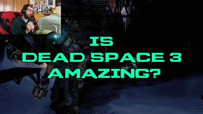Hunter Armada Giving Final Gameplay Thoughts on Dead Space 3
