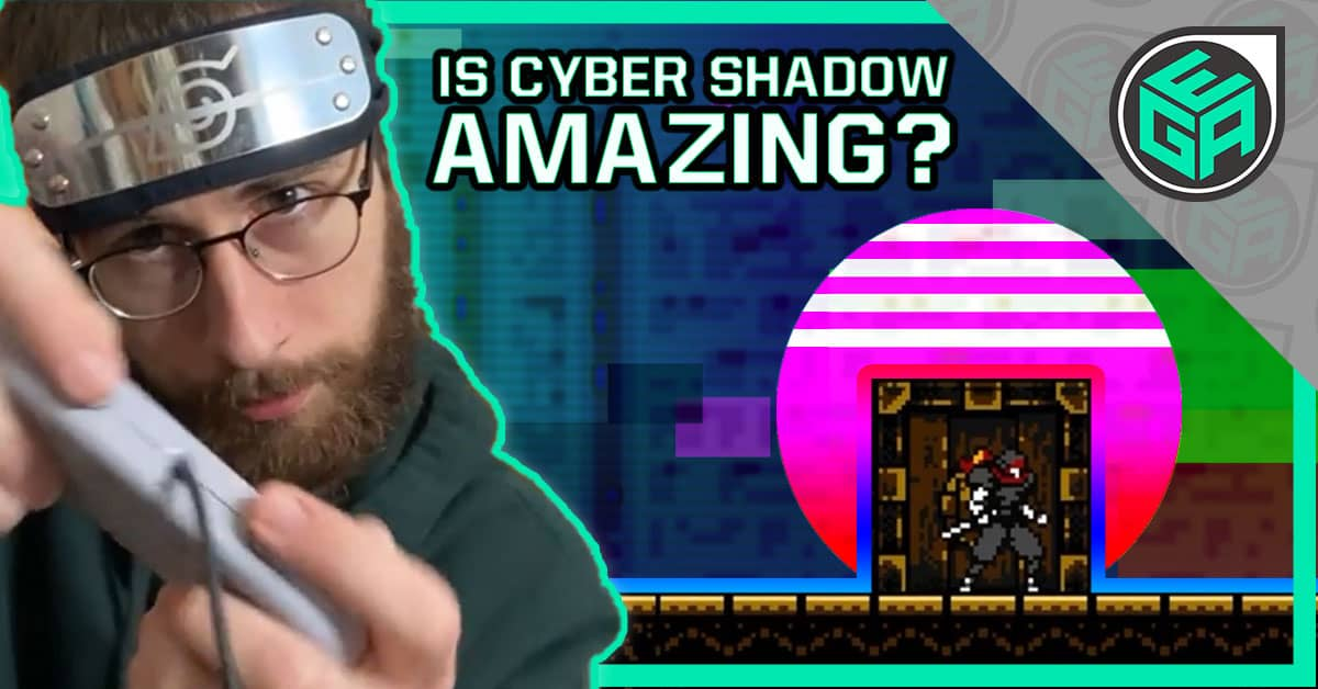 Is Cyber Shadow Amazing?