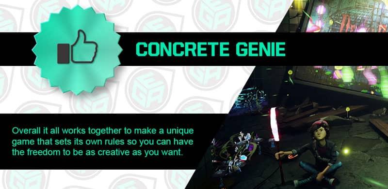 Concrete Genie is Amazing!