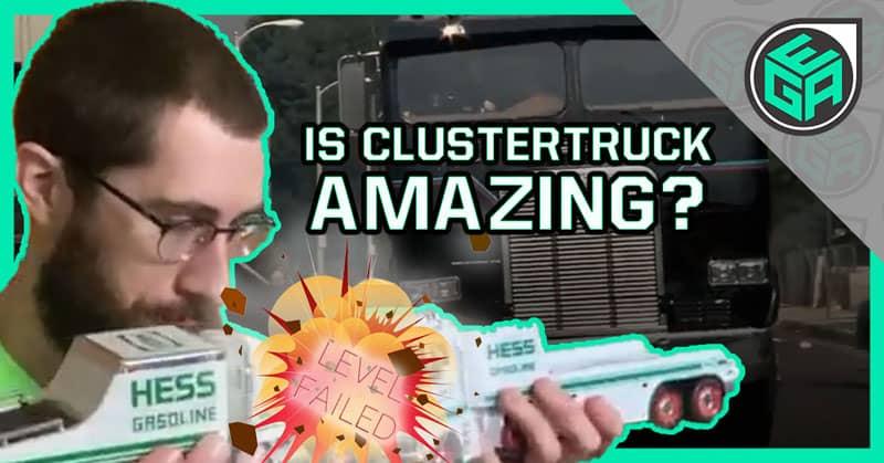 Is ClusterTruck Amazing?