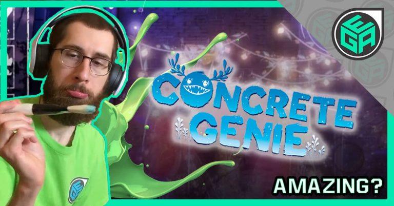 Is Concrete Genie Amazing?