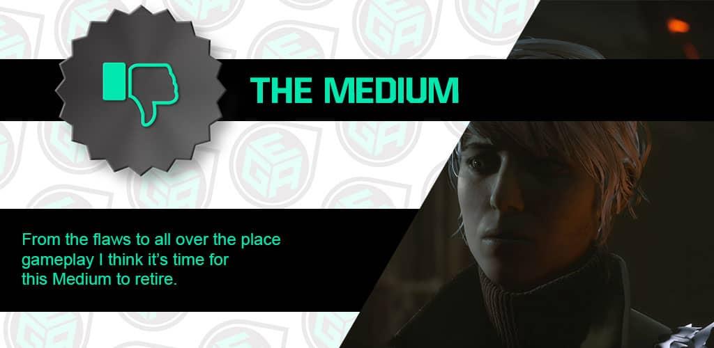 The Medium is not Amazing