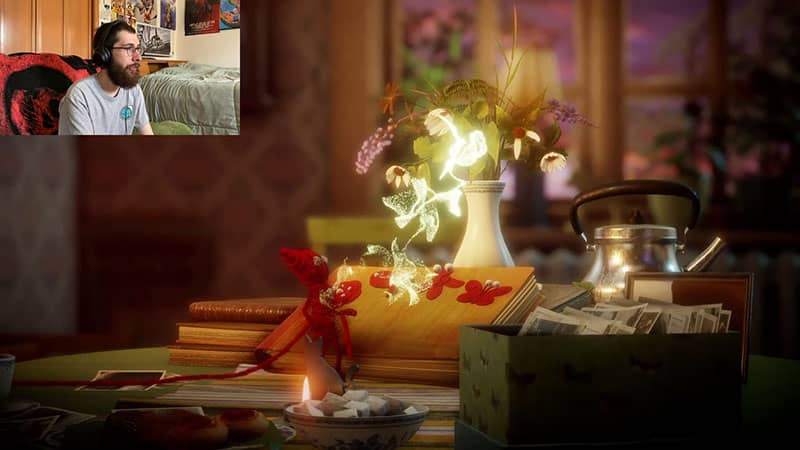 Yarny Adding to Picture Book