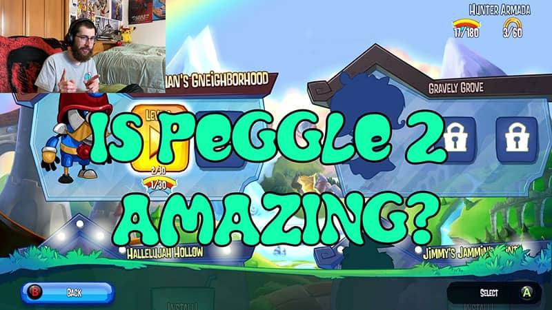 Hunter Armada Peggle 2 Question