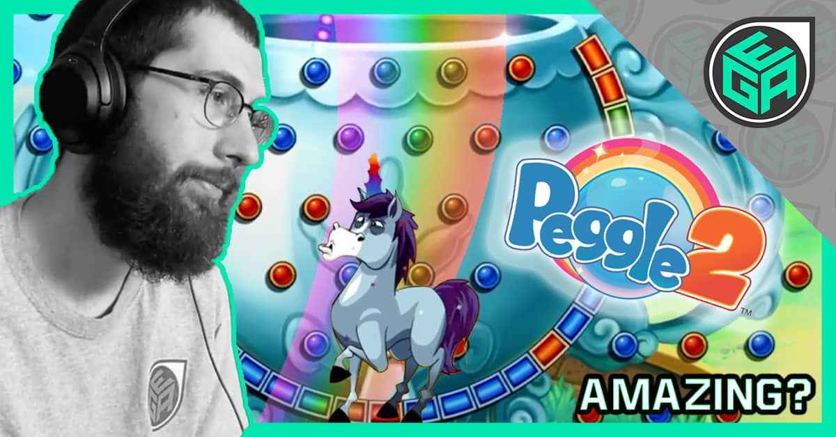 Is Peggle 2 Amazing? (Review and Impressions)