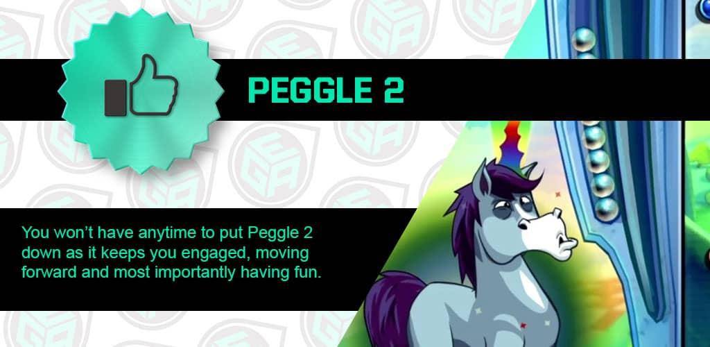Peggle 2 is amazing!
