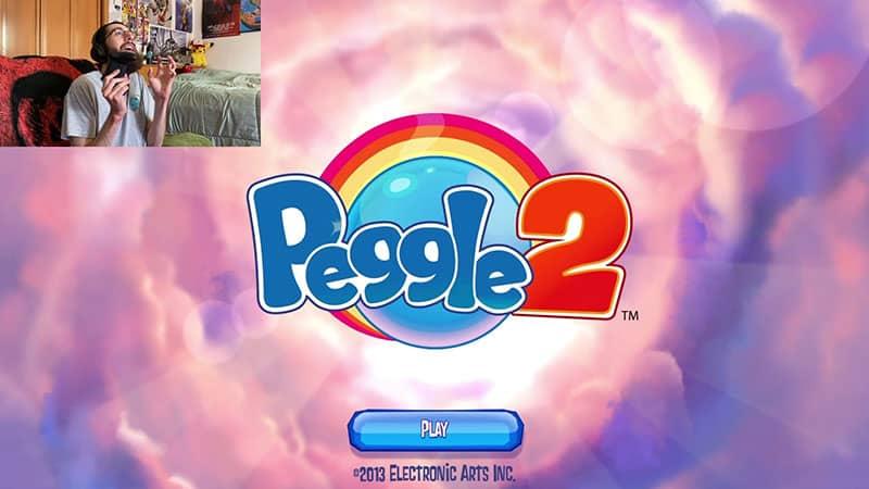 Peggle 2 Start Menu